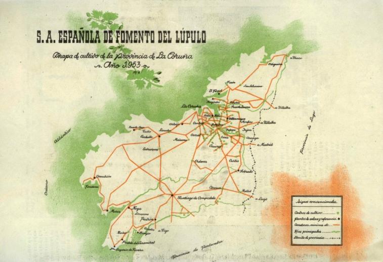 mapa-cultivo-lupulo-galicia-1953